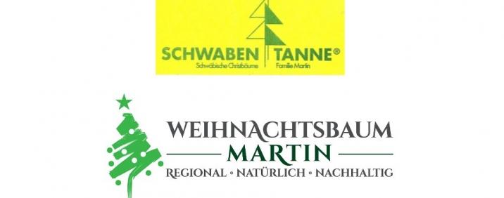 Weihnachtsbaum Martin mit Markenname Schwabentanne