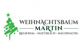 Logo Weihnachtsbaum Martin, Grünkraut bei Ravensburg