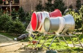 Weihnachtsbäume für Großhandel mit Verpackungsservice
