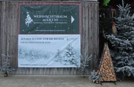 Weihnachtsbaummarkt Ravensburg - Regionale Bäume