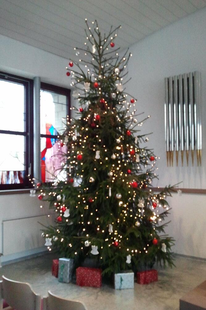 Geschm ckte christb ume unserer kunden einfach toll for Weihnachtsbaum arten